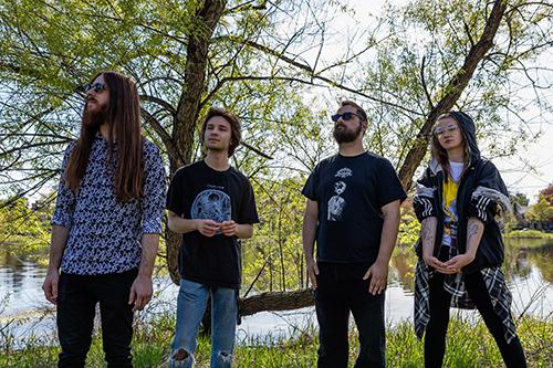 Wishfield Band Picture by Ariel Klein