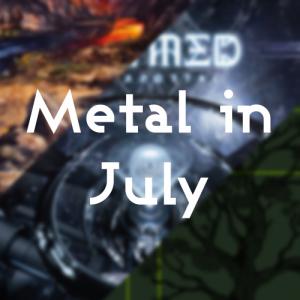 (A belated) Metal in July: Wormed, Bushwhacker, Brache