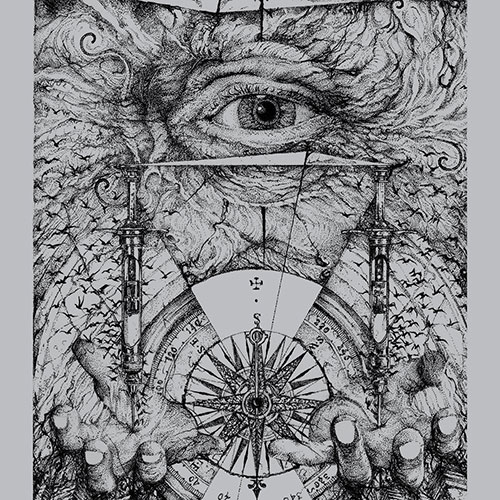 Cover for Ad Nauseam's Nihil quam vacuitas ordinatum est