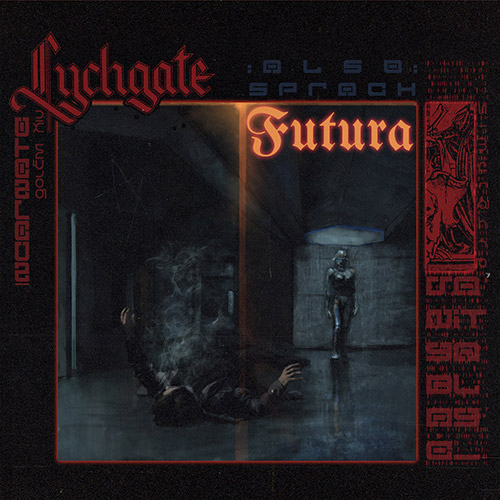 Cover for Lychgate's EP Also sprach Futura