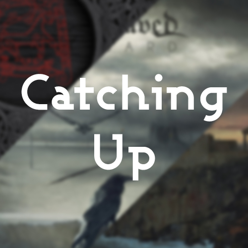 Catching Up Part 1 featuring Enslaved, Foretoken, and Árstíðir Lífsins
