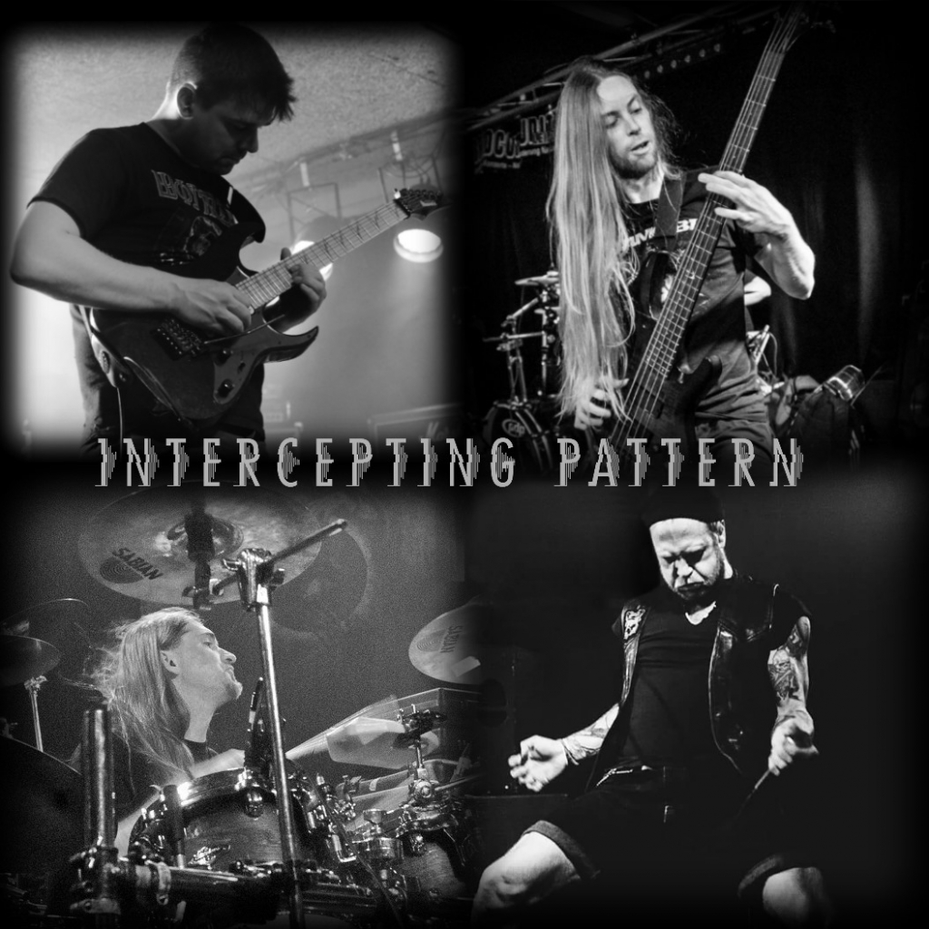 A picture of the members of Intercepting Pattern.